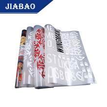 Jiabao wholesale heat transfer sticker for plastisol transfer printer