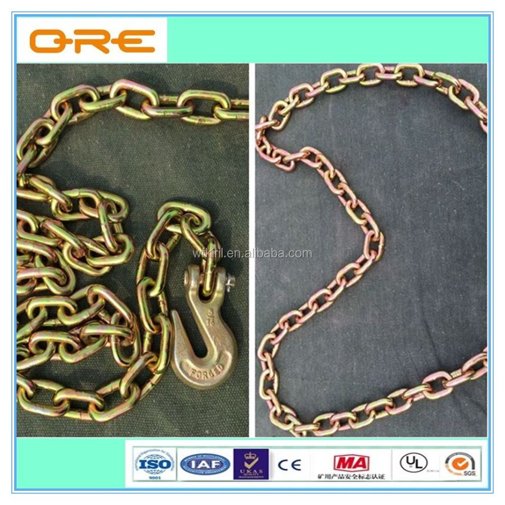 Supply welded American standard chain