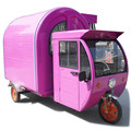 Best Quality mobile electric Food tricycle