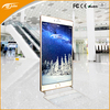 Waterproof Aluminum frame with advertising light pad