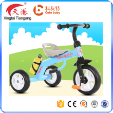 Double seat children tricycle bike trike kids