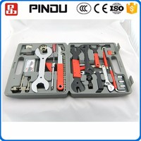 44pcs cheap bicycle mini repair multi tool kits set with box
