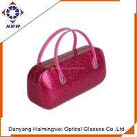Custom Hard Clamshell Case for Large and Oversized Eyeglasses Sunglasses