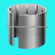high strength petroleum sand control stainless steel screen tubing