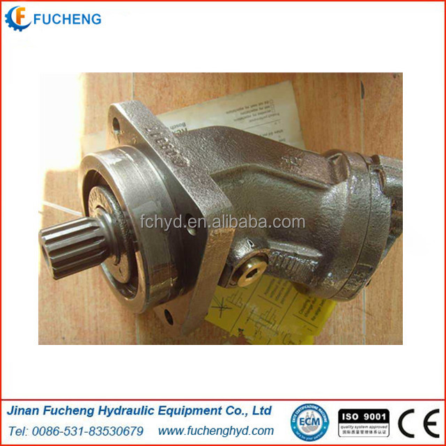 Rexroth hydraulic pump A2F series A2F125 used for oil exploration machinery