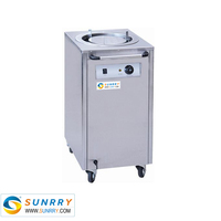 2015 lastest towel buffet chafing dish food warmer machine with glass dish
