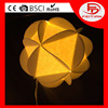 2016 popular products paper flower led christmas lights battery operated christmas decoration light