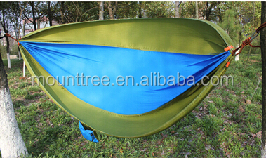 make fabric covered inflatable hammock