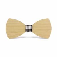 2017 Maple Wood Oem Logo Neckties Classic Neck Mens Ties