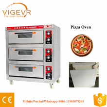 Commercial Bakery Baking Machine Pizza Bakery Oven Price Commercial for Baking French Bread