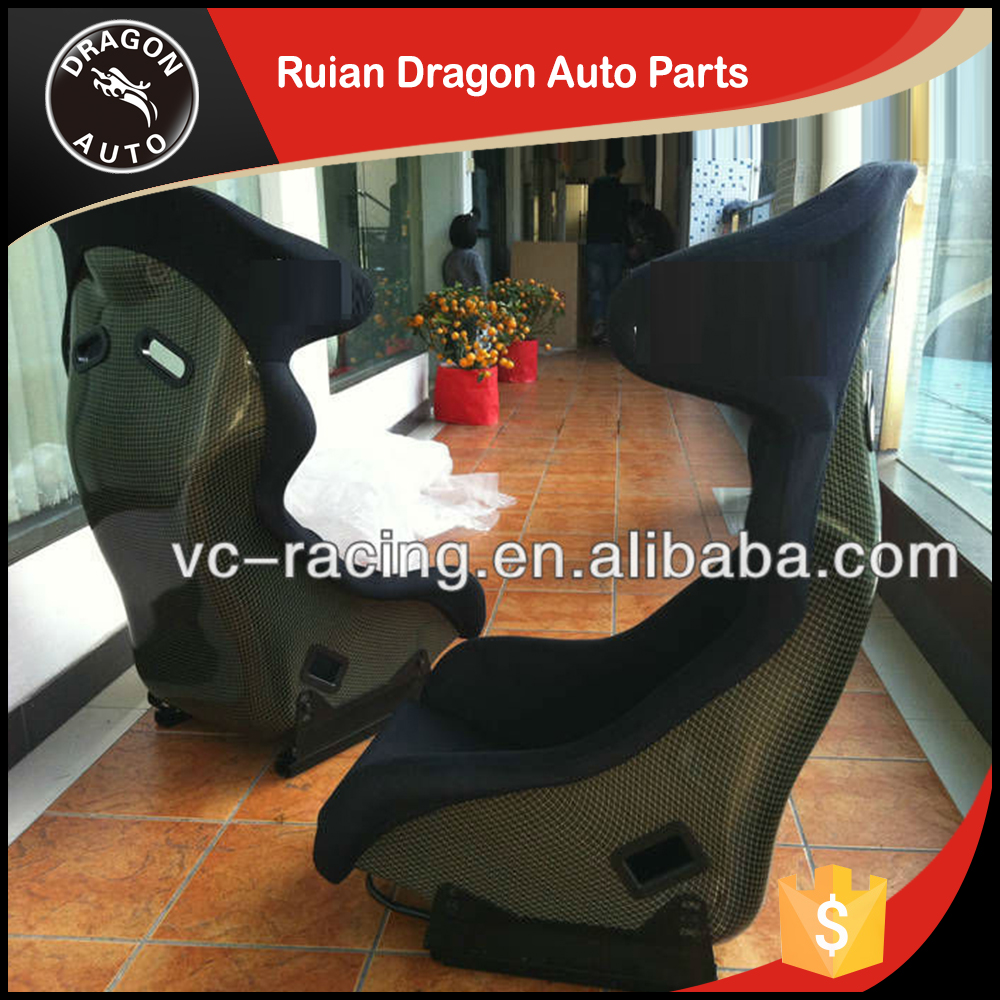 Cheap And High Quality FIA Approval carbon fiber racing seat (Carbon fiber)