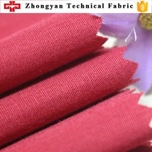 chinese plian 90% polyester and 10% cotton outdoor shirt fabric