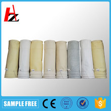 Low price flame retardant polyester non-woven fabrics dust recycling filters