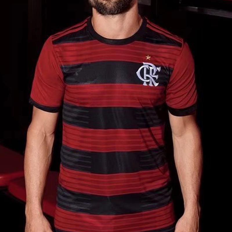 Wholesale Soccer Jersey 2018 19 Flamengo Away ac135d13fbaa7