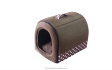 Manufacturer wholesale warm pet bed for dog Indoor pet bed pet house