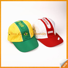 baseball cap from china country Flag Baseball Cap/ football fans sport hat and cap for 2016 Euro Cup factory GBEY-329