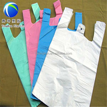 biodegradable packaging plastic garbage bag,t shirt biodegradable plastic bag,environment biodegradable bags