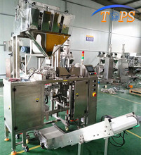 Automatic peanuts pouch packing machinery
