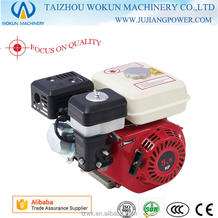 GX160 GX200 GX390 5.5hp 6.5hp 13hp for gasoline engine water pump engine