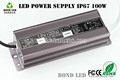 3 Years Warranty High Power 100w LED Driver Led Power Supply with CE RoHS Certification