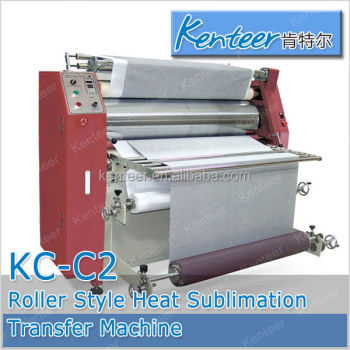 Kenteer KC-C2 sublimation transfer machine