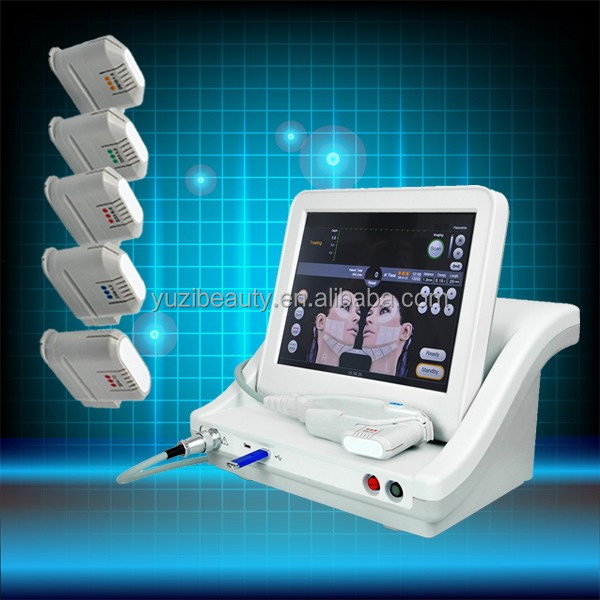 portable 2016 factory price focused ultrasound hifu machine/HIFU Face lift/ HIFU for wrinkle removal