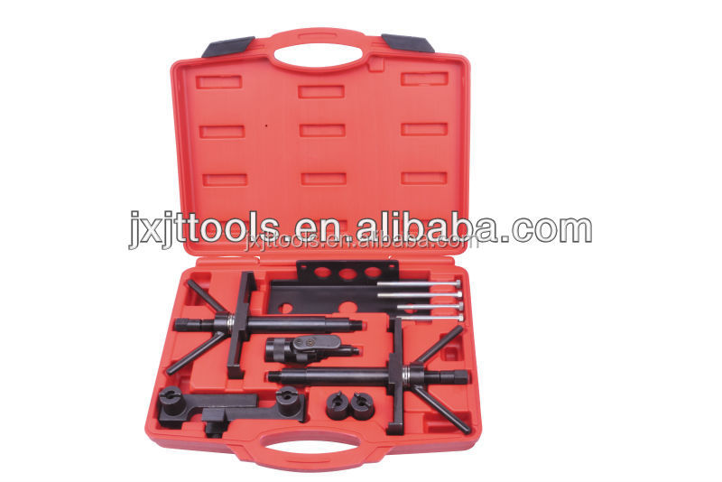 Volvo camshaft/crankshaft alignment tool