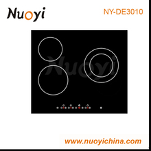Infrared Oven Ceramic Stove Gas Burner with 3 burners