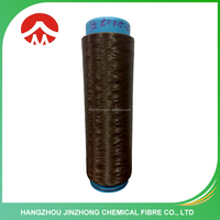 Quality-assurance hangzhou top polyester manufacturer dyed yarn