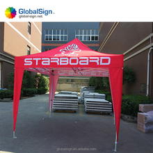 8x8 cheap canopy tent flat top folding canopy tent