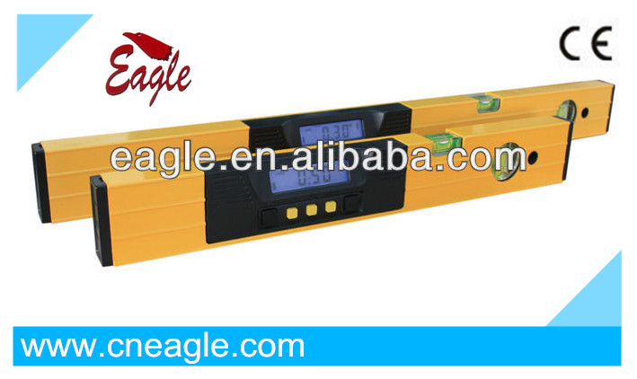 Electronic spirit level