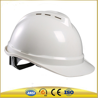 factory supply black safety helmet open face