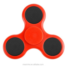 Hot sales EN71 and CE certification spinner fidget and hot Sale fidget spinner toy Anti Stress Tri fidget hand spinner