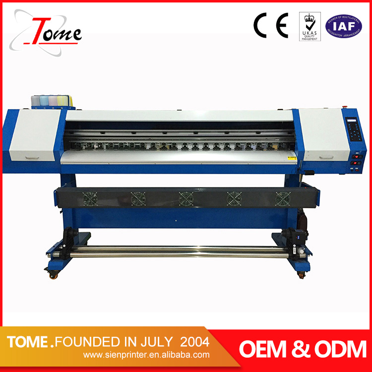 Industrial Digital Paper Banner Printer with DX5 Printhead