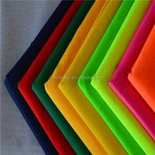 telas 100/110/190/240gsm fabric for shirts/uniform, telas algodon