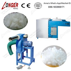 Plant For Polyester Fiber Making Machine