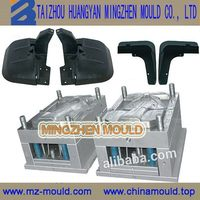 Low price Crazy Selling motorcycle mudguards mould