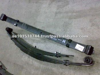 Japan Isuzu Auto Leaf Spring Asm for Isuzu NPR