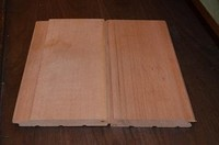 Wholesale cedar wood, cedar board, sauna panel for sauna use