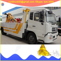China Tow Truck Supplier Direct Sale