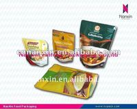 spice packaging bag stand up pouch for chicken powder packaging