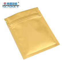 New arrival china high quality 2x2 stand up zip lock bags