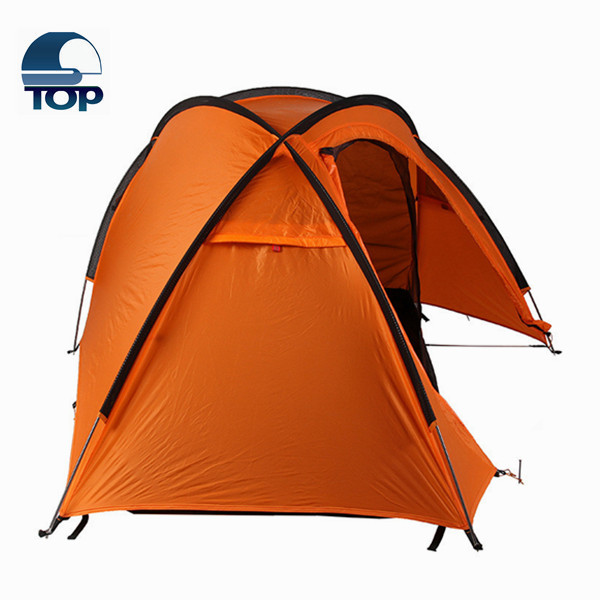 Traveling 2 Person Lightweight Outdoor Family Camping Tent for the 2016 big promotion from Shanxi Top Industries