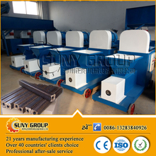 Professional sawdust briquette charcoal making machine in china