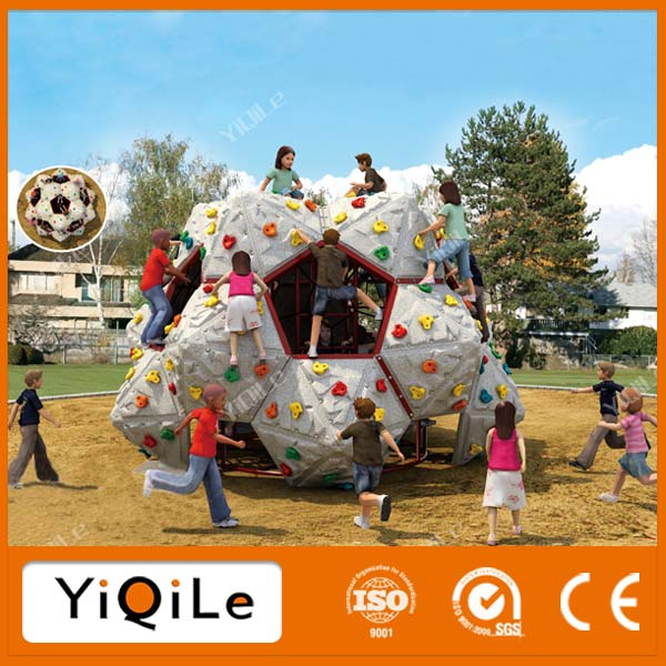2016 Outdoor kids climbing equipment Multiple Angle Shape climbing toys physical climbing nets for kids