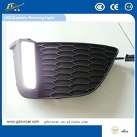 Factory direct daytime running light led drl for Honda Fit 2014 new electrical products