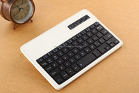 High quality OEM ultra-thin mini portable Bluetooth Keyboard 3.0 for Galaxy Tabs and Other Mobile Devices