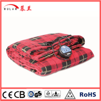 high quality 12v polar fleece Electric Heaters of Automobile car 12 volt