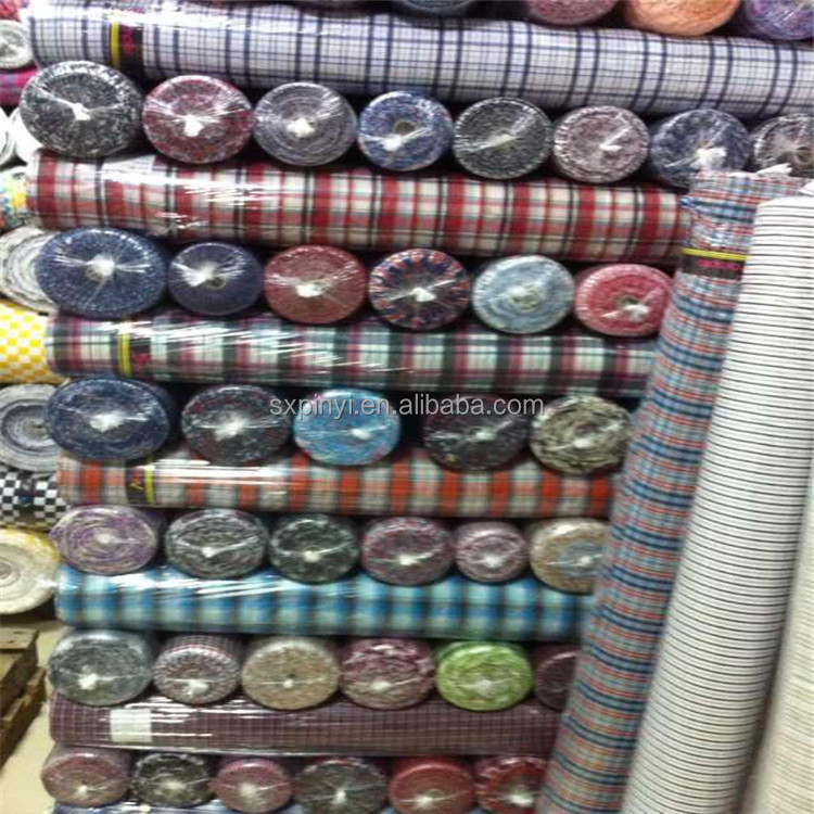 Professional manufacturer certified Popular surplus stock flannel fabric