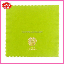 Shenzhen City promote Jewellery cleaning cloth, MIcrofiber cloth